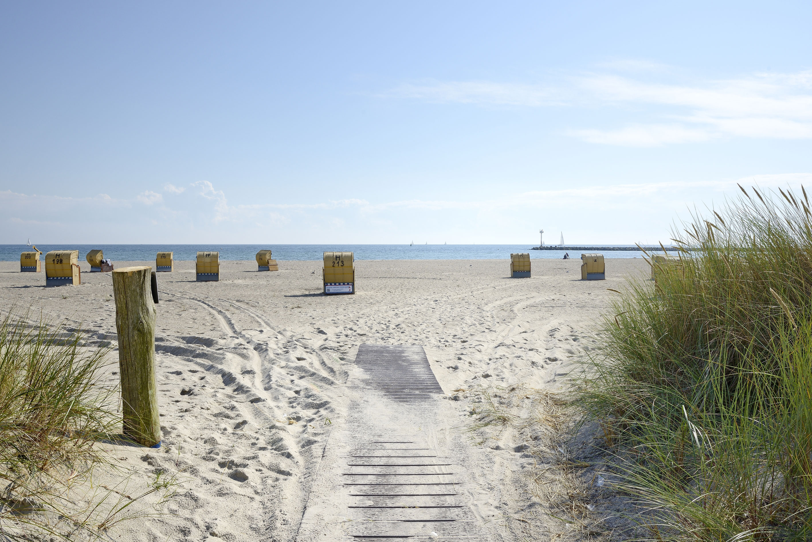 Ferienwohnung mit Teilmeerblick in Burgtiefe – Stranddistelweg