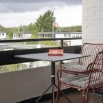 Balkon Staberdorf FeWo