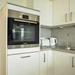 Küche Appartement Fehmarn